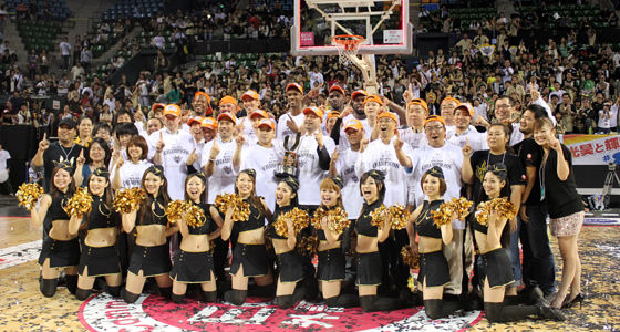 bjリーグ2011-12シーズン、王者は琉球ゴールデンキングス