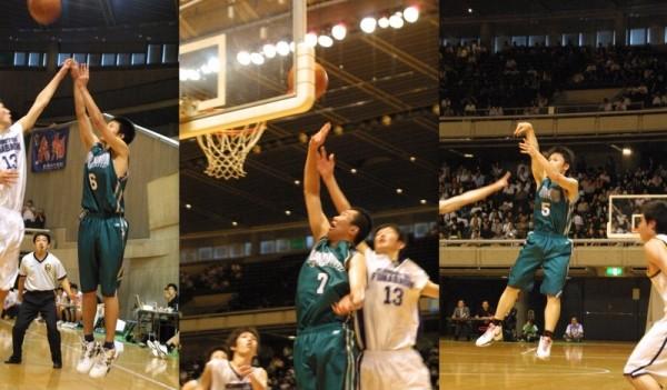 正智深谷高校バスケットボール部